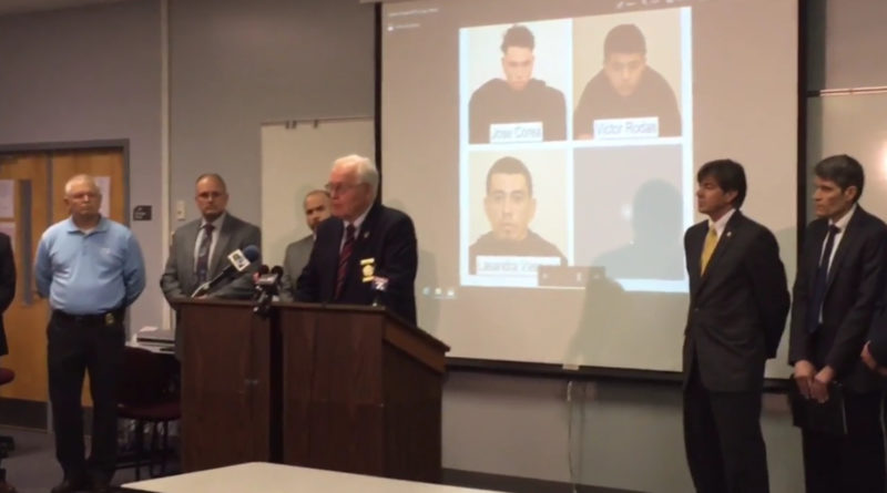 Sheriff: Suspects In Death Of Roanoke Teen Are Illegal Alien MS-13 Gang Members