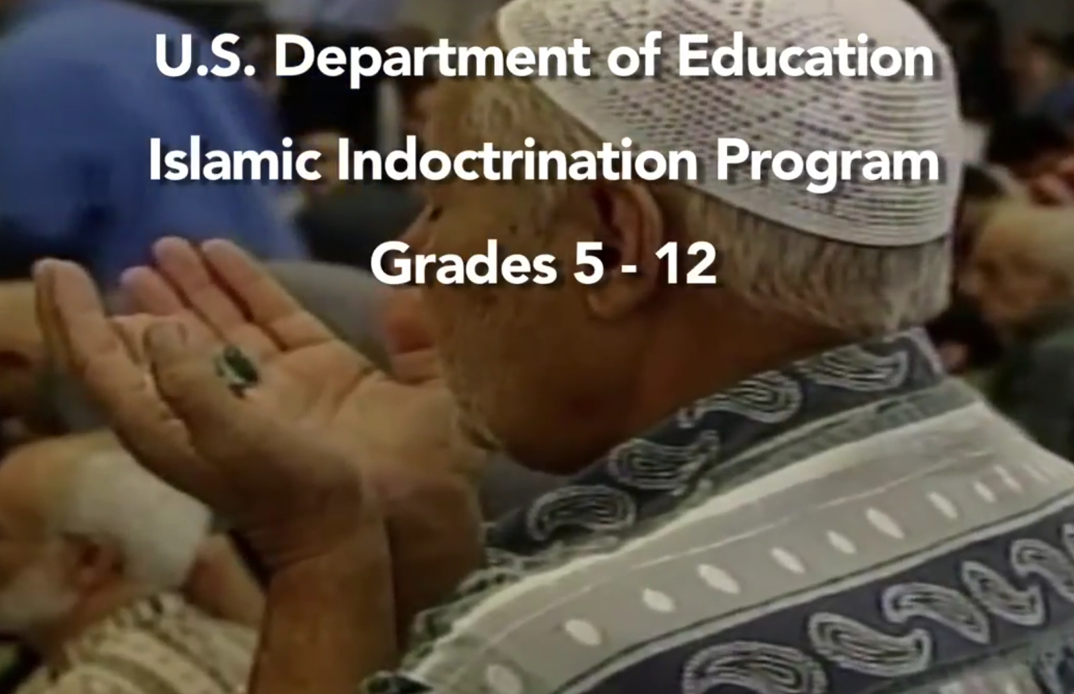 Christian Group: Department of Education 'Indoctrinating' Children Into Islamic Beliefs