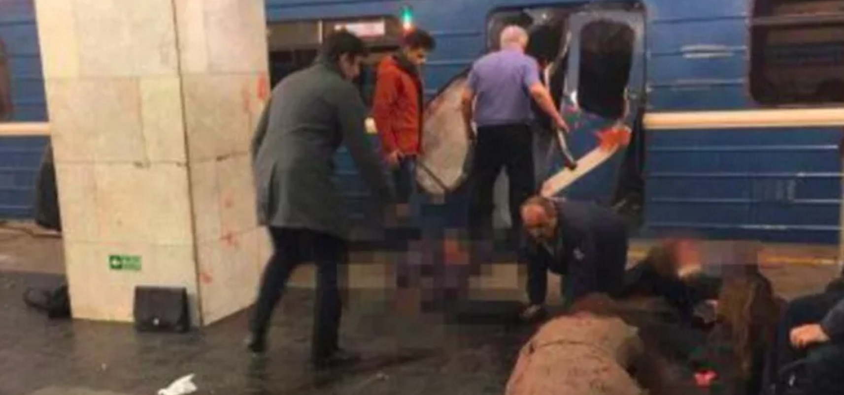BREAKING: 2 Nail Bombs Explode In Russia, Killing At Least 10