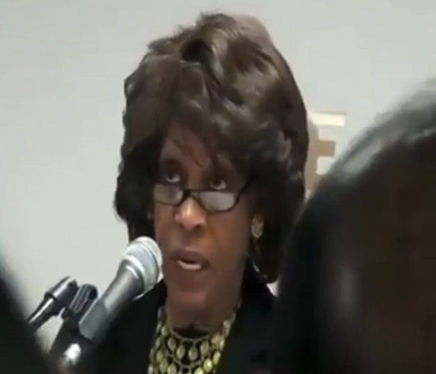 "Maxine Waters Tells Islamic Society Republicans Trying To Prevent Sharia Law From Being Enforced In America Is ""Contrary To American Values… (Video)"