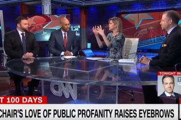 SHOCKING! CNN Panel Rips On Dnc Chair For His Disgusting Profanity-Filled Speeches (Video)