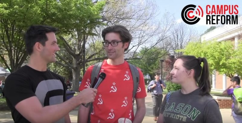 College Students Hate Obama's Policies When They Get Credited To Trump (Video)