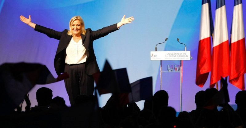 Nigel Farage: If Marine Le Pen Wins The French Election It Will Mean The End Of The European Union (Video)