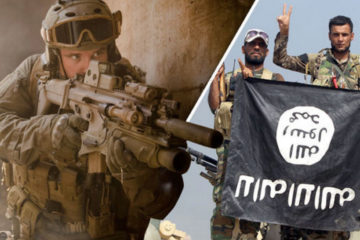 US Special Forces Obliterate ISIS Fighters Trying To Assault Base