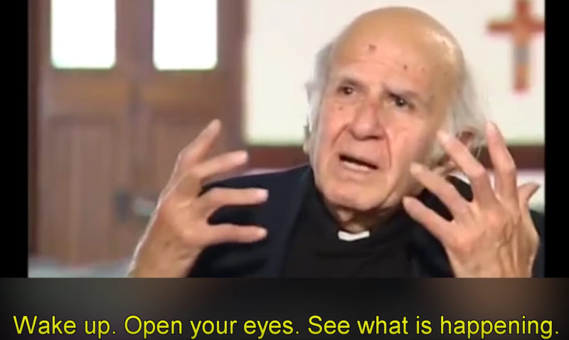 "Jesuit Monk WARNS: ""The numbers do not lie; Europe will be Islamized"""
