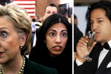 FEDS Going After Huma Abedin's Corrupt Family Member With Ties To Clinton Foundation
