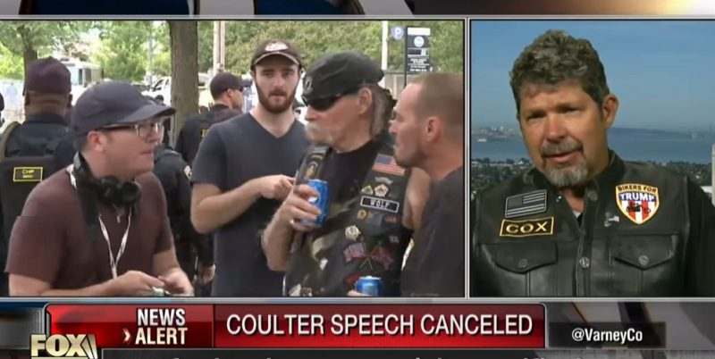 "BIKERS FOR TRUMP Ready To Take A Stand Against Antifa Thugs: ""Twinkle Toes & Butter Cups"" (Video)"
