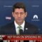 Paul Ryan Defends His Crappy Budget Plan That Excluded Funding For Trump Wall (Video)