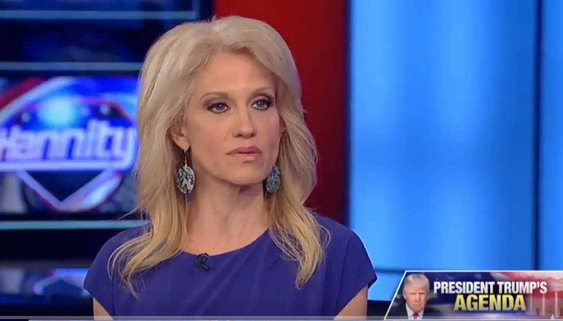 "Kellyanne Conway: ""Where The Hell Were Those Democrats When Veterans Were Dying Waiting For Care?"" (Video)"