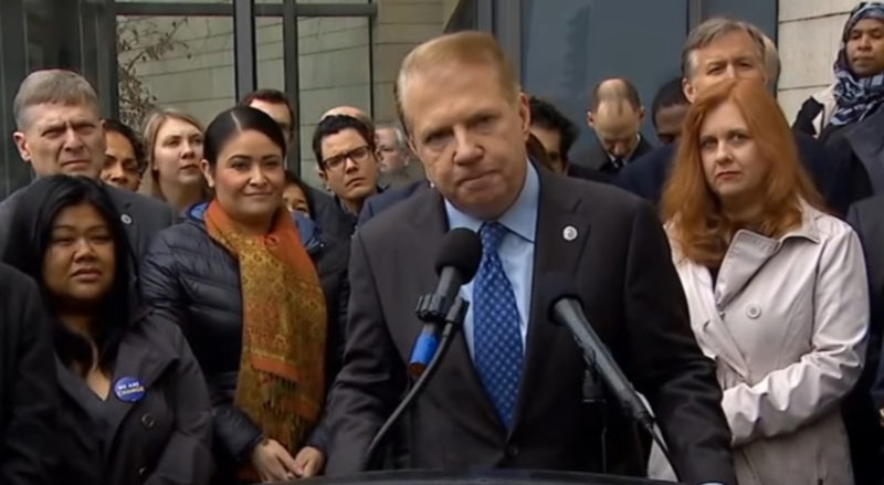 Idiotic Seattle Mayor Ed Murray Taxes Diet Soda Because 'Affluent White People Drink More Of It'