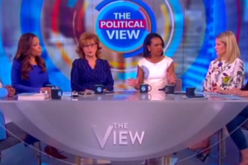 Condoleezza Rice Smacks Down The Ladies Of 'The View' (Video)