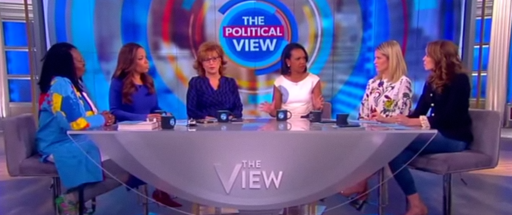 Condoleezza Rice Smacks Down The Ladies Of 'The View' (Video)