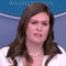 All H*ll Breaks Loose After Reporter Calls Sarah Huckabee A Liar (Video)