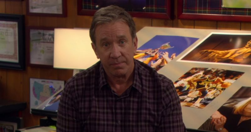 "Viewers Furious After ABC Shuts Down Tim Allen's Highly Rated Conservative Show ""Last Man Standing"""