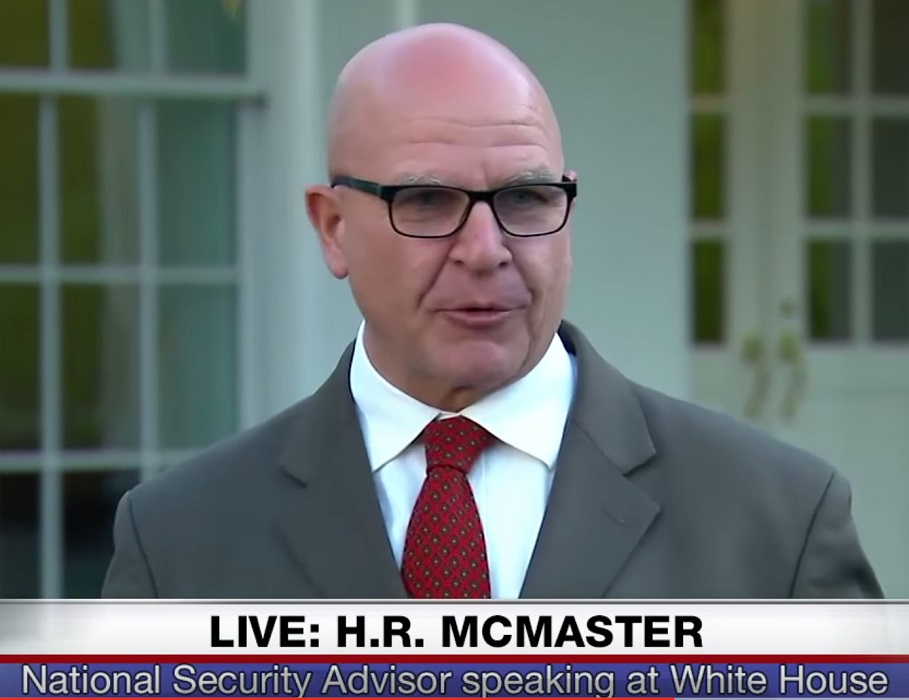 National Security Adviser McMaster Annihilates The Liberal Press For Fake News (Video)