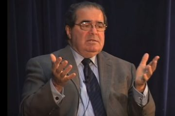 Jaw-Dropping: Justice Scalia Believed Supreme Court was Being Surveilled By Obama (Video)
