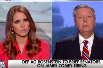 BREAKING ➠ Lindsey Graham: I Have Reason to Believe Clinton Camp & DOJ Colluded On Email Investigation (Video)