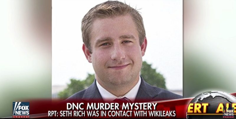 Hacker Kim Dotcom Has Evidence Seth Rich Was WikiLeaks Source
