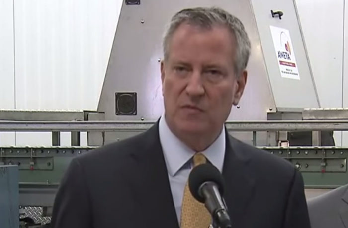 De Blasio To March In Parade Honoring Terrorist
