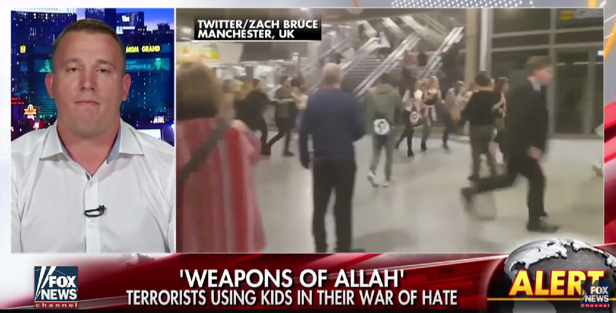Medal Of Honor Recipient Dakota Meyer: 'Release The Gates Of Hell' On ISIS (Video)