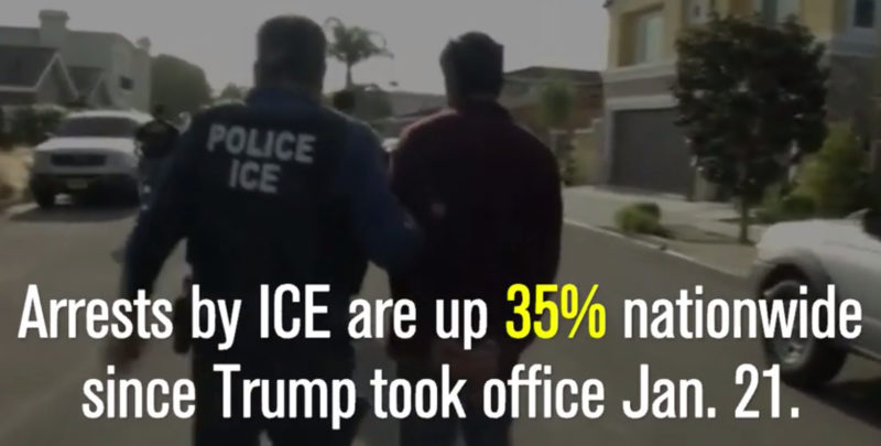 Michigan: ICE Agents Eat Breakfast, Compliment Chef, Then Arrest 3 Workers At Restaurant