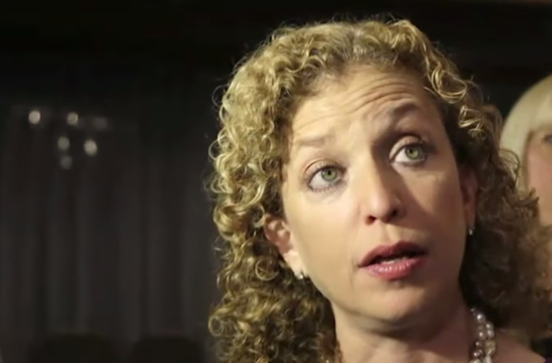 WOW: Debbie Wasserman Schultz Uses Voice Changer To Call Law Firm Suing DNC... But Forgets To Disable Caller ID