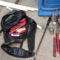 Police Confiscate Flares, Brass Knuckles, Knives & Sticks From Leftists At Violent Antifa Protest