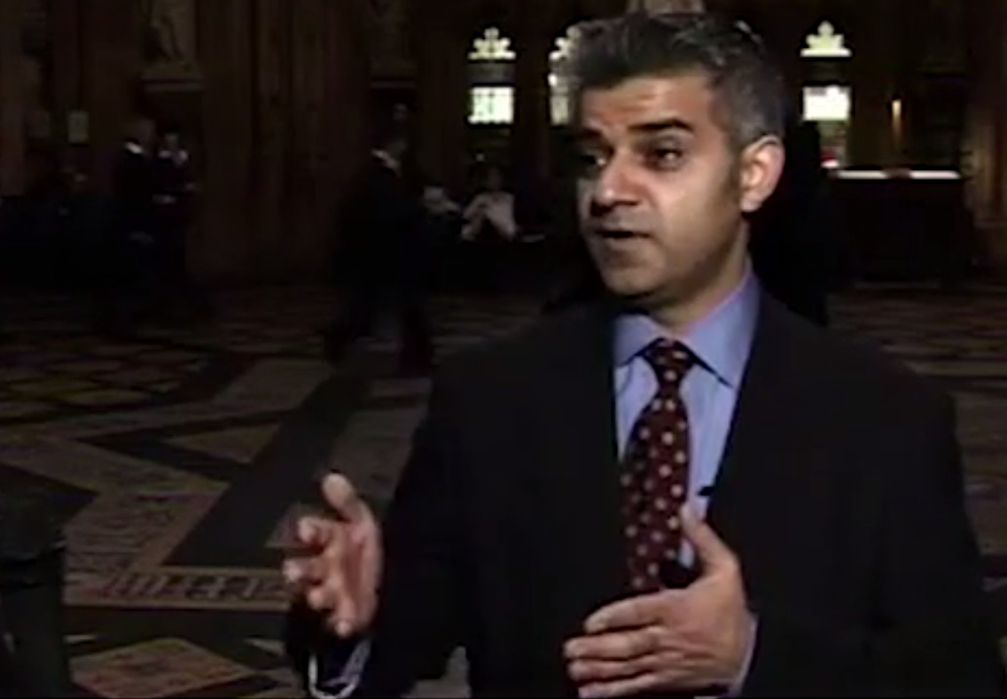 Uncovered Videos Shows London's Muslim Mayor Calling Moderate Muslims Uncle Tom's & Defending Convicted Terrorists