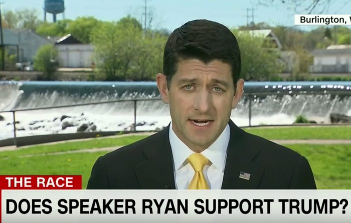 Ryan's Arrogance Is Blocking Tax Cuts for Working Americans...