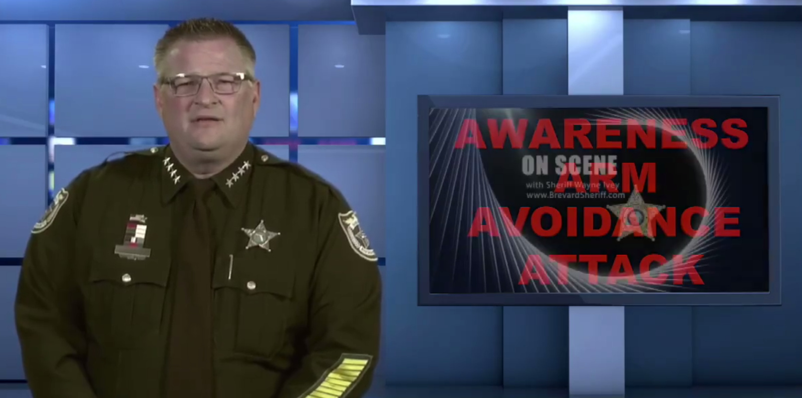Sheriff Ivey: This Is War, Be Armed, Be Ready to Fight ISIS… (Must See Video)