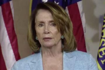 Senile Nancy Pelosi Says She's Heartbroken Over Death Of Steve Scalise