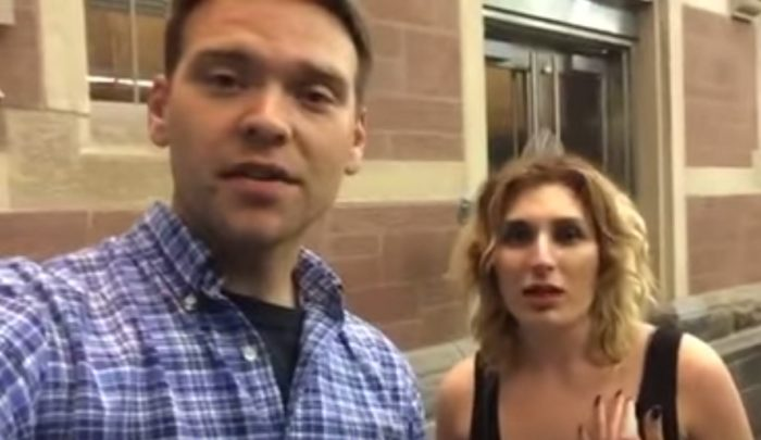 Conservatives Who Disrupted Trump Assassination Play Speak Out (Video)