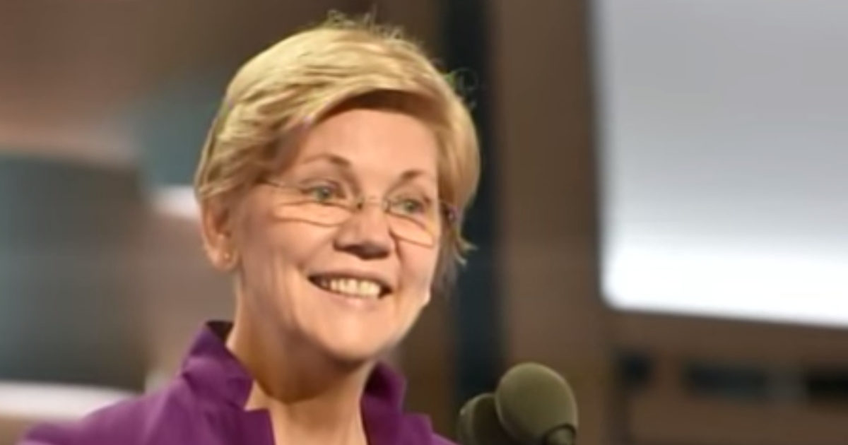 "Crazy Fake Indian Elizabeth Warren Attacks Trump: ""You Ain't Seen Nasty Yet"" (Video)"