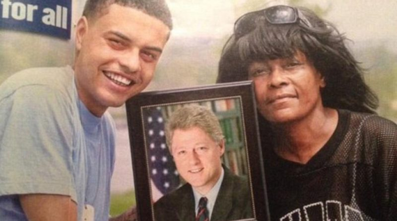Epic Tweets: Danney Williams Wishes His Father Bill Clinton Happy Fathers Day!