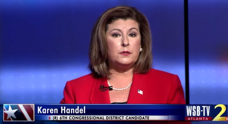 Bikers For Trump Bring Important Message In Huge Political Battle To Help Republican Candidate #KarenHandel
