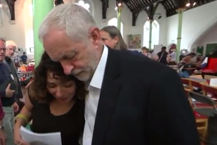 Lunatic Jeremy Corbyn 'Seize The Homes Of Rich People And Give To Residents Who Lost Everything Fire'