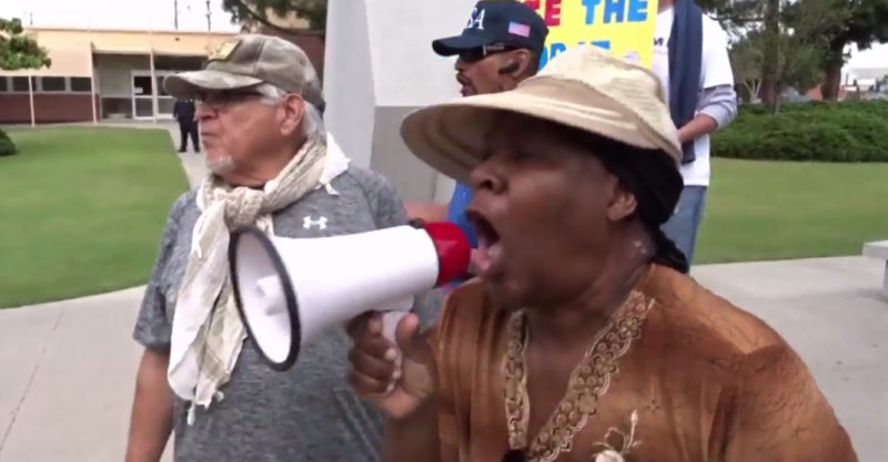 "Black Trump Supporter Goes Absolutely Nuclear On Maxine Waters: ""People are tired of your hate & racism!"" (Video)"