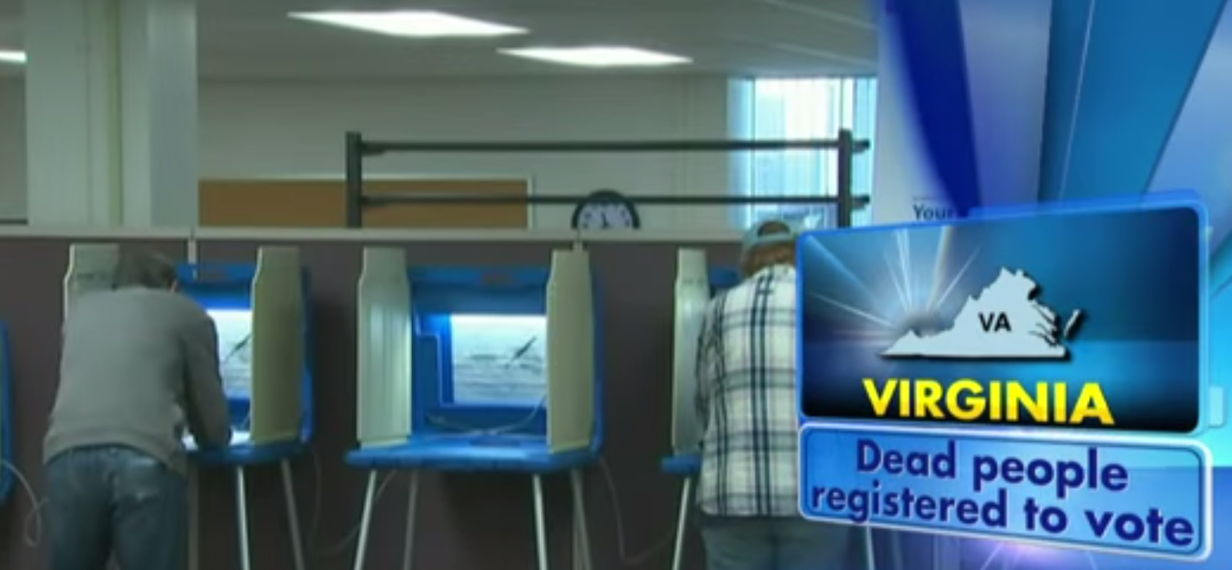 Student Sentenced To Only 100 Days In Prison After Registering Dead People To Vote Democrat