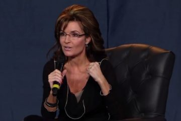 Go get'em, Sarah! Palin Suing New York Times for Defamation (Video)
