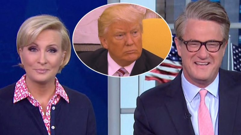 In Less Than a Minute Mika Flips Out & Calls Trump Narcissist, Ignorant, Stupid, Mentally Ill, etc. (Video)
