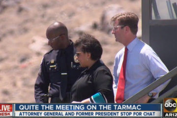 New Holes In Lynch's Story On Hillary's Email Investigation Could Cause Major Legal Problems (Video)
