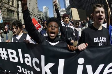 BOOM! Wounded Police Officer Sues DeRay McKesson & BLM Leaders (Video)