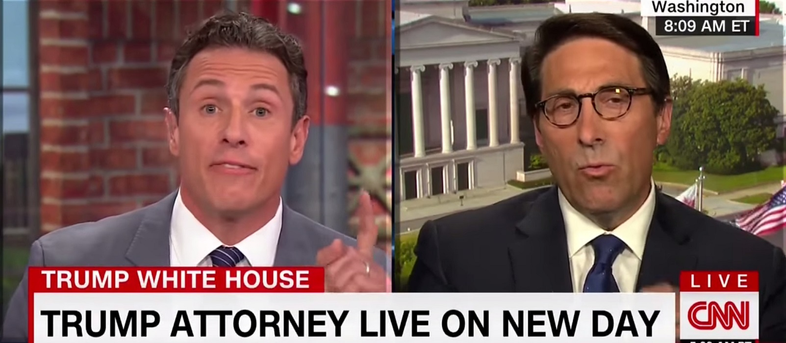 CNN's Chris Cuomo: It's Okay If Ukrainian Govt Meddles In Our Elections, But Not Russia (Video)