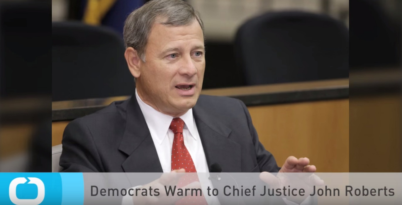 Obama Officials May Have 'Hacked' Supreme Court Justice John Roberts (Audio)