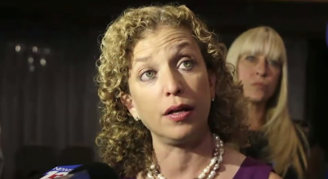 FBI Seized Smashed Hard Drives From Debbie Wasserman Schultz IT Aide's Home