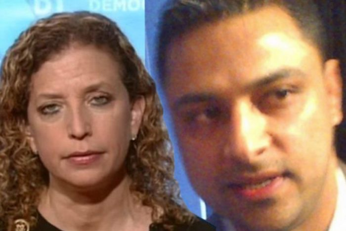COMPLETE MEDIA BLACKOUT On Debbie Wasserman Schultz IT Scandal