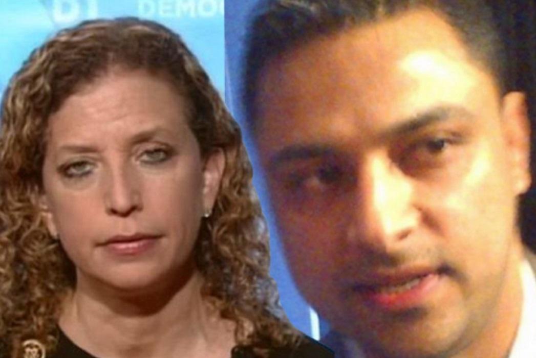 COMPLETE MEDIA BLACKOUT On Debbie Wasserman Schultz IT Scandal