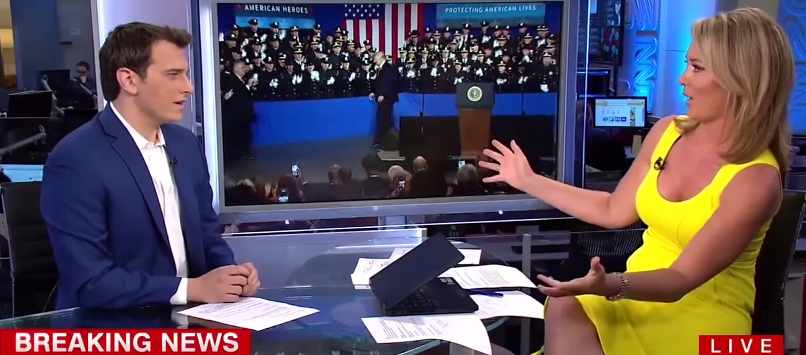 CNN: Trump Is Helping MS-13 By Cracking Down On Them (Video)