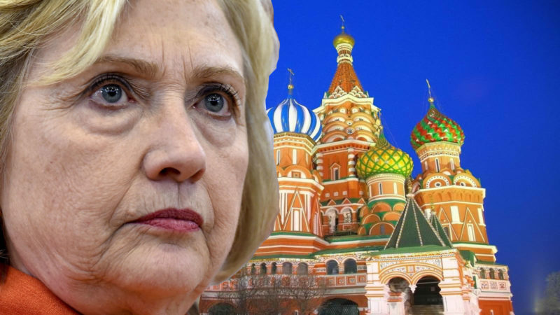Hillary Campaign Used Phony Information Obtained Through Collusion With KREMLIN To Damage Trump Campaign