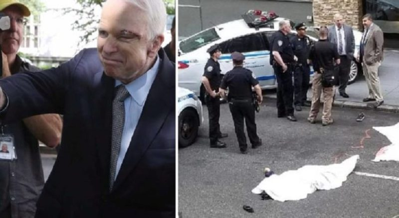 "PHYSICIAN and Wife Jump To Death Because They ""Can't Afford The Health Care"" Only Hours After McCain, Murkowski, Collins and EVERY Democrat Voted To Keep Obamacare"